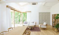 明るい室内環境 イメージ画像
