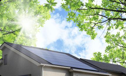 太陽光発電 イメージ画像